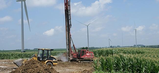 Rolling Hills Wind Farm